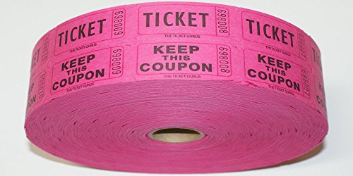 raffle tickets - 9