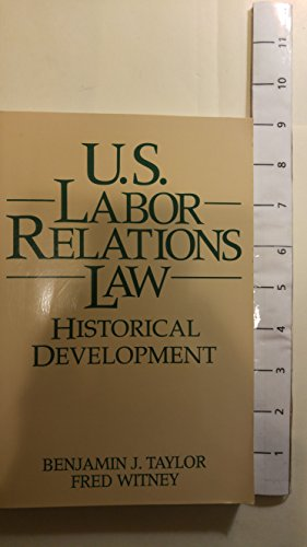 labor relations 13th edition by arthur a sloane fred witney Implementation of industrial relations between employers and workers do not realize the welfare of workers (pasal 88 uu no 13 tahun 2003), makanya upah minimum bagi kabupaten/kota belum 31 arthur a sloane and fred witney, labor relations, sth ed, (new jersey: u prentice hall, 1994), hlm 448 32 julie.