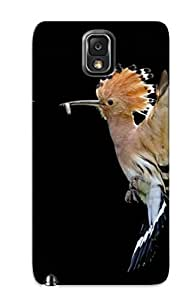 Chapiterq ERmUjCH1464uAfNq Protective Case For Galaxy Note 3(birds Hoopoe )