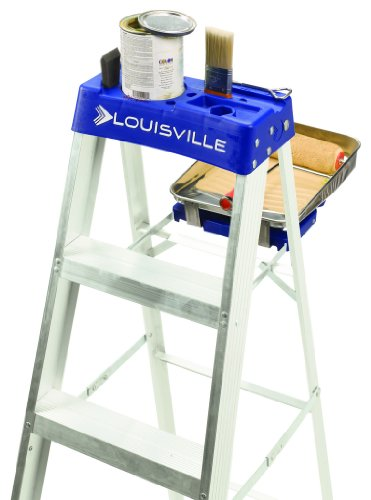Louisville Ladder AS2110 250-Pound Duty Rating Aluminum Stepladder, 10-Feet by Louisville Ladder (Image #1)