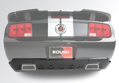 Roush 401271 Rear Valance for Mustang (Ford Mustang Rear Valance)
