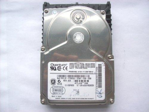Quantum Hard Drive 3.5 Series 9.1 Ultra3(U160)SCSI ATLAS (U160 Hdd)