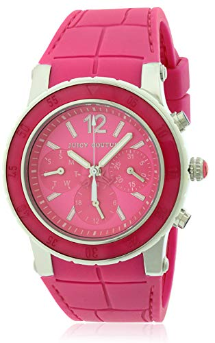 Juicy Couture HRH Pink Dragon Fruit Chronograph Ladies Watch 1900897