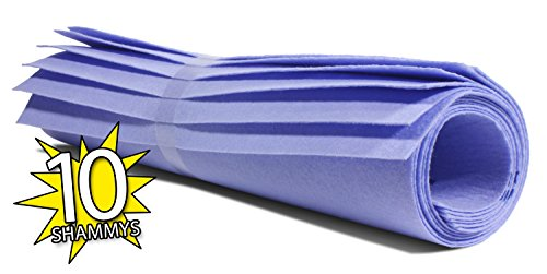 The Newest Original German Shammy - Special Super Fine Blue Chamois (10)
