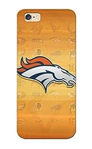 New Style VenusLove Hard Case Cover For Iphone 6 Plus- Denver Broncos Nfl Footballbc