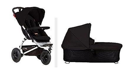 Mountain Buggy 2015 Swift carrito con capazo Plus (negro) por ...