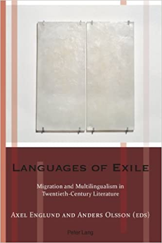 Book Languages of Exile: Migration and Multilingualism in Twentieth-Century Literature (Exile Studies) (2013-10-25)