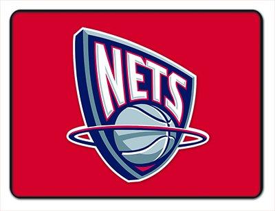 (New Jersey Nets NBA 7v-18x24 Floor Mat)