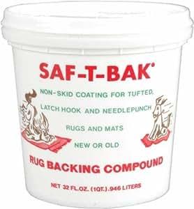 Saf-T-Bak Coating 32 Ounces