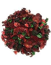 AVEELO-Versand - Popurrí decorativo con flores secas naturales y aroma