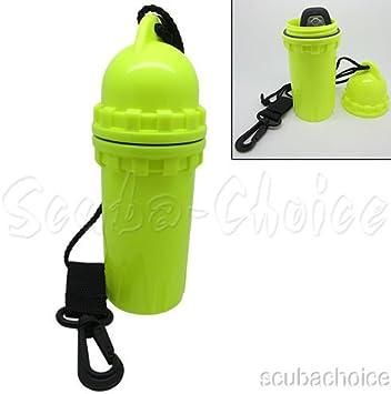 Amazon.com: Buceo Snorkeling impermeable seco caja ...