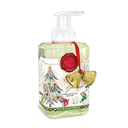 Michel Design Works Scented Foaming Hand Soap, Season's Greetings -