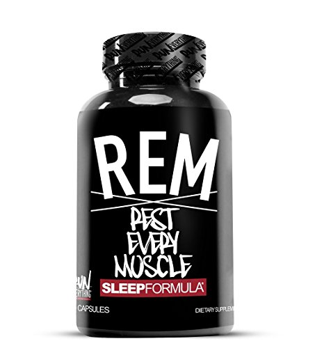 RUN EVERYTHING LABS | REM | REST EVERY MUSCLE | SLEEP FORMULA (45)