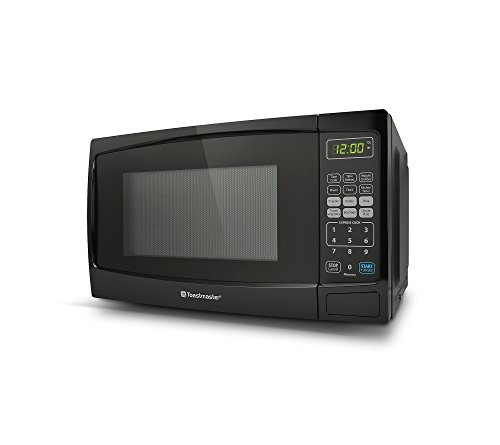 Toastmaster 0.7 Cubit Foot Microwave Black, TM073EM