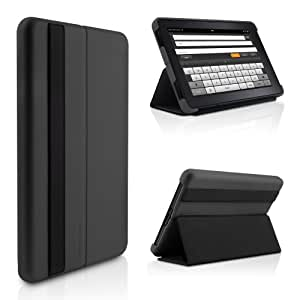 Kindle Fire Lightweight MicroShell Folio Case Cover by Marware, Graphite (will not fit HD or HDX models)