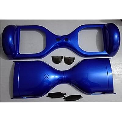 Bleu Remplacement de la Coque extérieure pour 6,5 pouces Smart équilibrage de roue scooter électrique Hoverboard