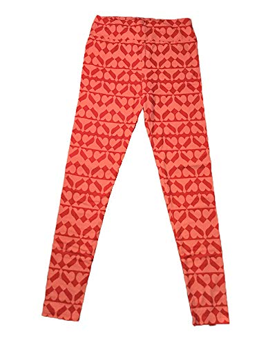 Lularoe Womens Leggings One Size Red