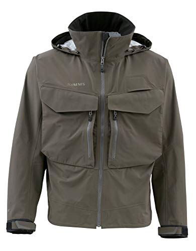 Simms G3 Guide Jacket - Dark Olive - SM