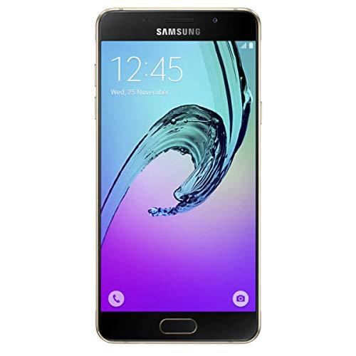 Samsung Galaxy A5 A510M Unlocked GSM 4G LTE Octa-Core Phone w/ 13MP Camera - Gold (4g Samsung Lte Mobile Hotspot)