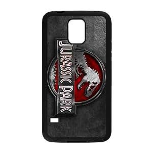 Jurassic Park Samsung Galaxy S5 Cell Phone Case Black CVXEYERTE18030 Plastic 5D Phone Case