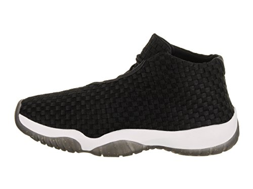 Jordan Nike Mens Air Future Nero / Nero / Bianco Scarpa Casual 10 Uomini Us