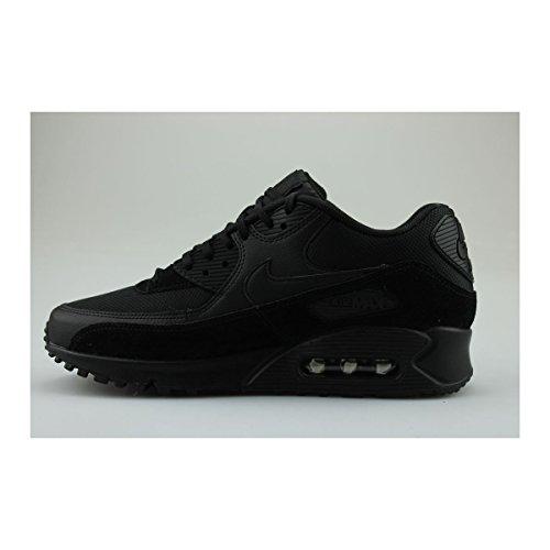 Max Basses Air Nike Noir Femme 90 Sneakers 5Pwa7