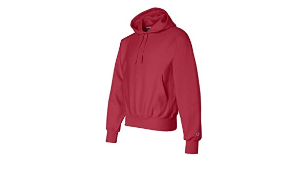 acb828022cc7 Amazon.com  Champion LIFE Men s Reverse Weave Pullover Hoodie  CHAMPION   Clothing