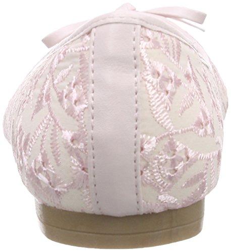 579 Rose Women's Ballet 807 221 Klain Flats Pink Jane wq0Rx8BR