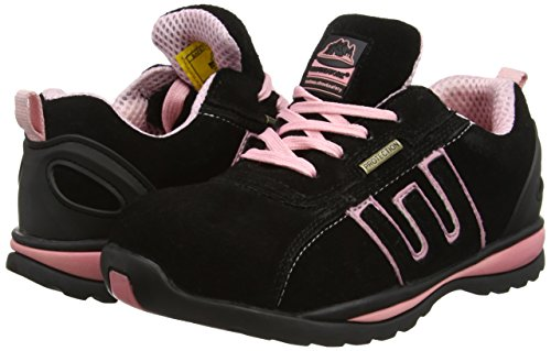 Unisex Scarpe Adulto Pink Groundwork Nero Gr86 black q4E4U0