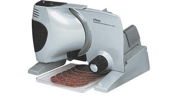 Ufesa CF4825, Gris, 5010 g, 270 mm, 450 mm, 280 mm, 100 W - Robot de Cocina: Amazon.es: Hogar