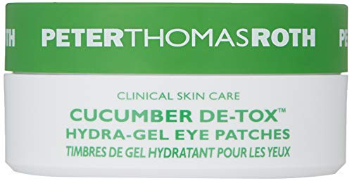 Peter Thomas Roth Cucumber De-tox Hydra-gel Eye Patches, 60 Ct.