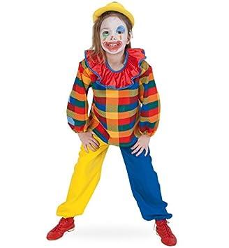 Carnaval 10028 para - disfraz payaso pantalón de tonos superior ...