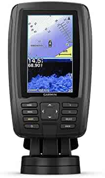 Garmin 010-01886-01 Echomap Plus 44Cv with Cv20-TM transducer, 4.3 inches