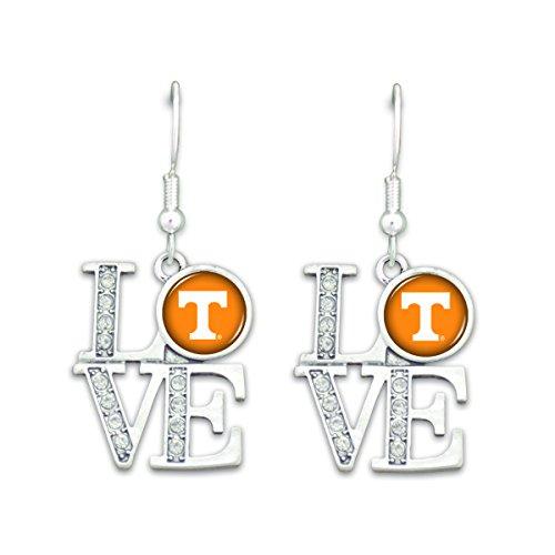 Tennessee Volunteers Silver Tone 1