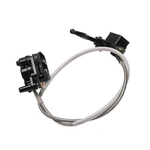 TDPRO Front Hydraulic Disc Brake Caliper Master Cylinder for Dirt Pit Bike