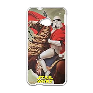 Star Wars HTC One M7 Cell Phone Case White Protect your phone BVS_570828