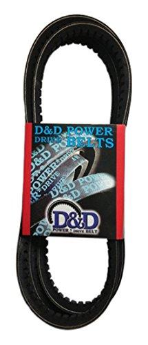 1 -Band 50.57 Length 15 D/&D PowerDrive 50013 Firestone Tire Replacement Belt Rubber