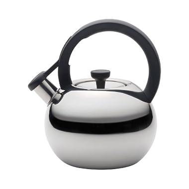 Circulon 2-Quart Circles Stainless Steel Teakettle