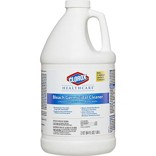 [해외]Clorox Healthcare Bleach Germicidal Cleaner Refill 64 Ounces / Clorox Healthcare Bleach Germicidal Cleaner Refill, 64 Ounces