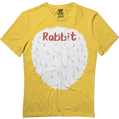 Rabbit Halloween T Shirt Matching Team Group Costume