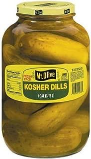 product image for Mt. Olive Kosher Dills - 1 gal. jar