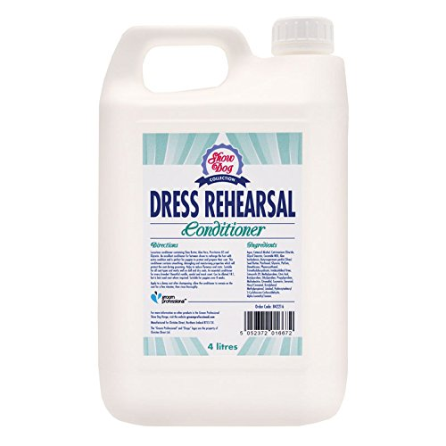 Show Dog Dress Rehearsal Conditioner 4L
