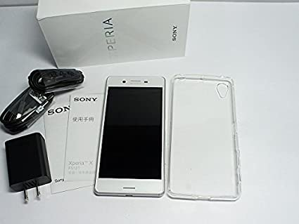 a91ebef34c414 Image Unavailable. Image not available for. Color: Sony Xperia X Performance  ...