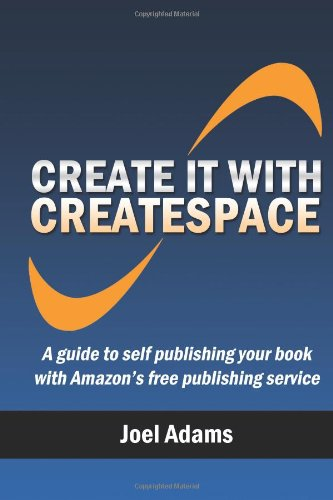 Create it with CreateSpace by Joel Adams, Publisher : CreateSpace Independent Publishing Platform