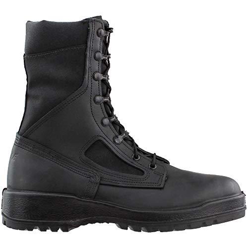 Boot Black Black Belleville Steel Toe Hot Weather Combat 300TROPST cyaqwaYZv