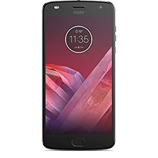 MOTCB XT1710-01 - Factory Unlocked Phone - Lunar Gray