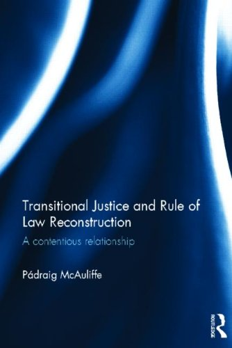 Transitional Justice and Rule of Law Reconstruction: A Contentious Relationship