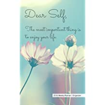 2016 Weekly Planner / Organizer: Life Quote - Flowers by Life Planners (2015-10-27)
