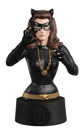 - Eaglemoss DC Batman Universe Collector's Busts: #28 1966 Catwoman Bust