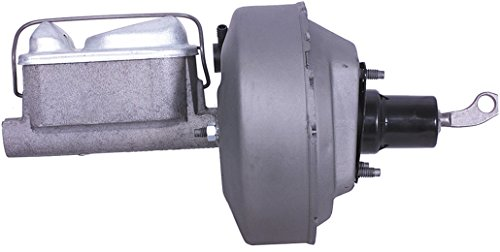 Cardone 50-4071 Remanufactured Power Brake Booster with Master Cylinder (Cardone Brake A1 Jeep)